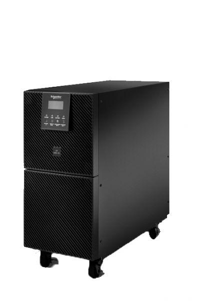 SP20KL-31/31P施耐德UPS/20KVA机架式/无内置电池/三进单出/可并机