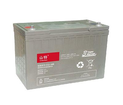 山特100AH蓄电池|成都山特蓄电池代理